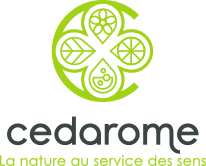 Cedarome Logo et tag long_La nature au service des sens_small_footer