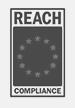 REACH (Enregistrement, évaluation, et restriction des substances chimiques) de l'ECHA (Agence européenne des produits chimiques)