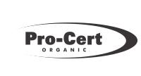 Logo Pro-Cert Organic