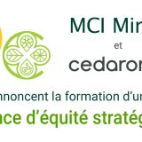MCI Cedarome alliance equite strategique_t